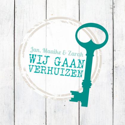 Onwijs KaartenvanMaarten.nl   Verhuiskaarten maken, verhuiskaarten zelf QO-69